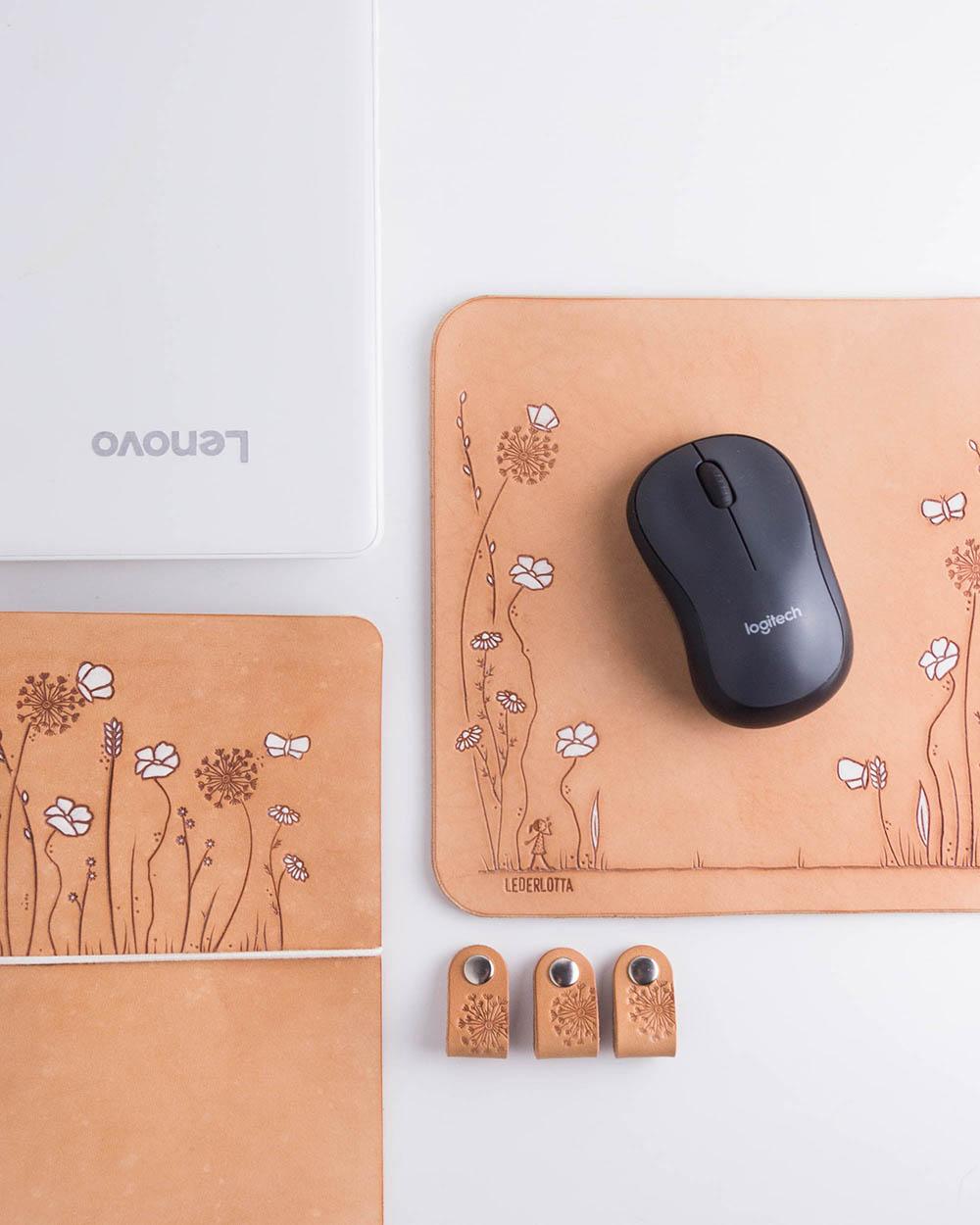 Mousepad Blumenwiese